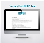 The Official GED Test - One Subject