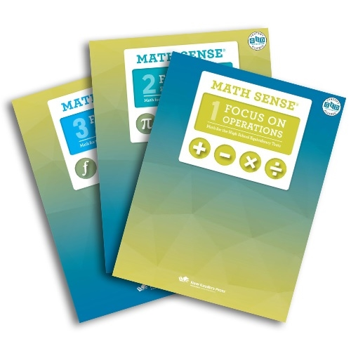 Math for the GED Test Print Bundle | Official GED Marketplace