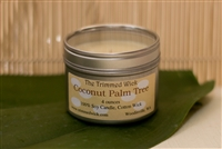 Coconut Palm Tree 4 oz Tin