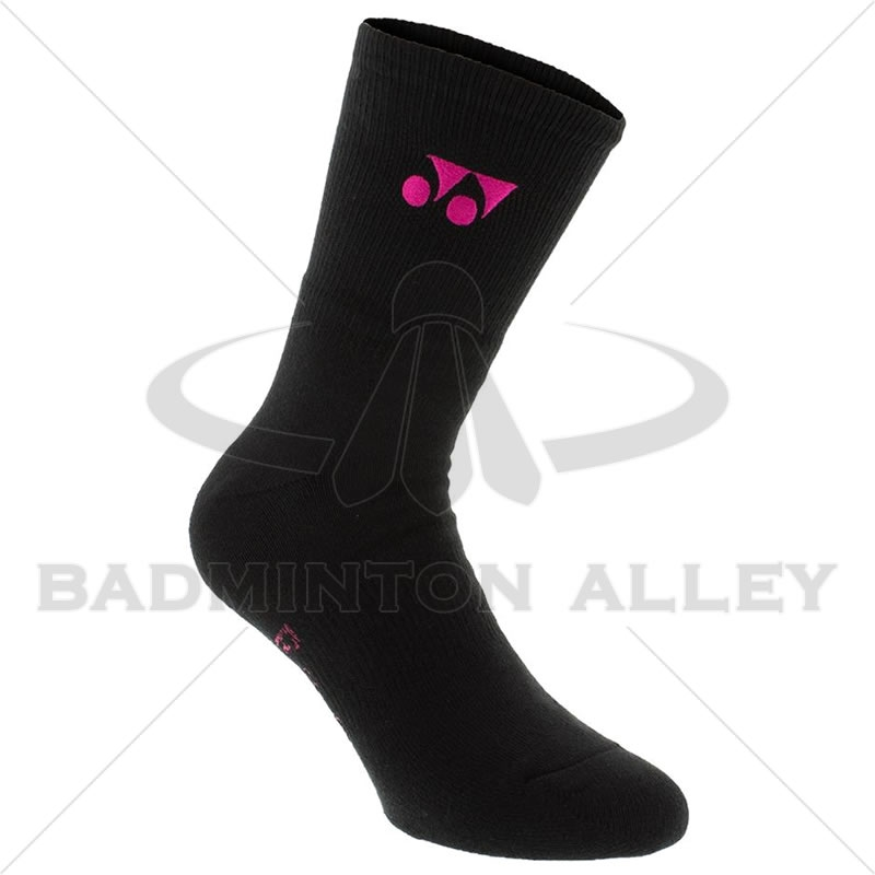 Not black and pink socks are not