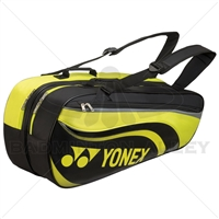 Yonex 8826EX Black Lime Tournament Active Badminton Tennis Bag