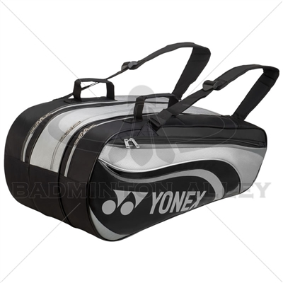 Yonex 8829EX Gray Tournament Active Badminton Tennis Bag