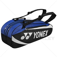 Yonex 8926EX Blue Black Tournament Active Badminton Tennis Thermal Bag