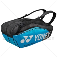 Yonex 9826 EX Pro Infinite Blue Badminton Tennis Racket Bag