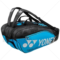 Yonex 9829 EX Pro Infinite Blue Badminton Tennis Racket Bag