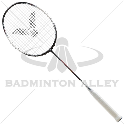 Victor AuraSpeed 90K H (ARS-90K) Black White Badminton Racket