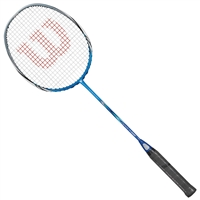 Wilson Fierce CX9000 Blue 5UG5 Badminton Racket