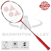Yonex ArcSaber 11 (Arc11) 3UG4 Metallic Red Badminton Racket