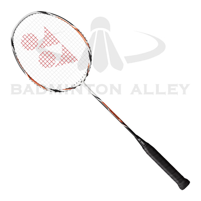 Yonex ArcSaber 6 White Orange 5UG4 Badminton Racket