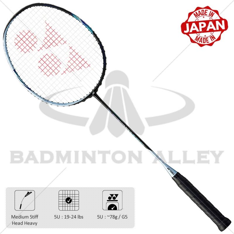 yonex astrox 55 ax55 5ug5 light silver badminton racket