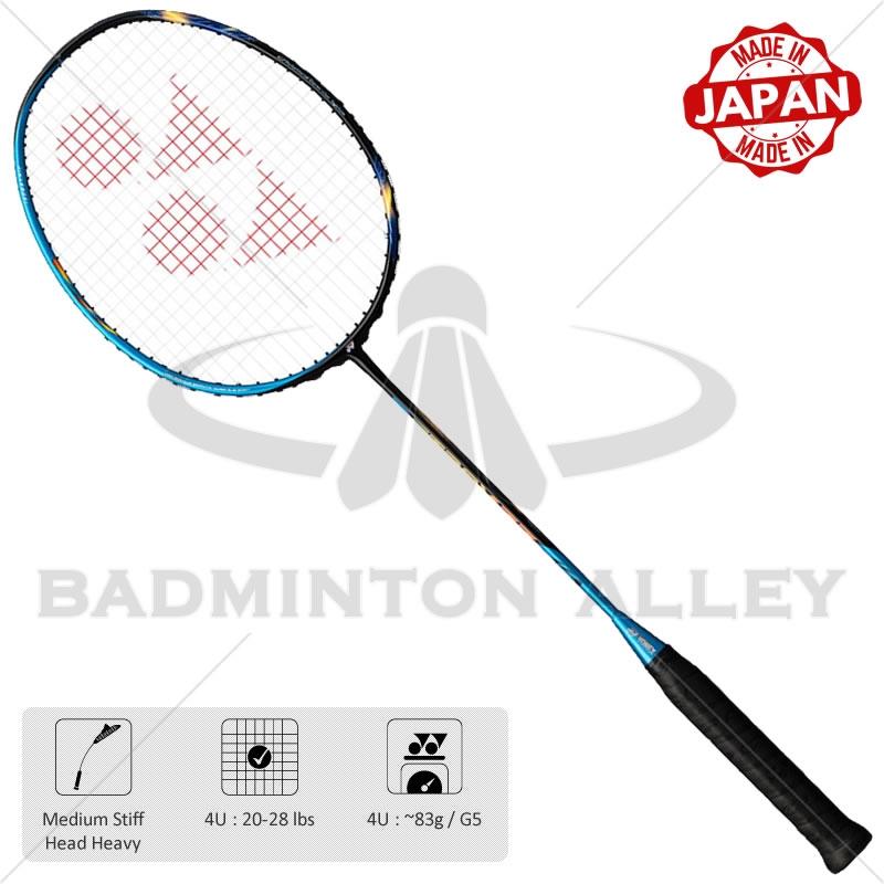 0ca2f15e6 Yonex Astrox 77 (AX77) 4UG5 Metallic Blue Badminton Racket