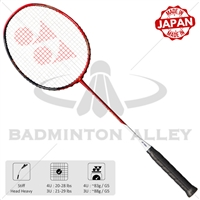 Yonex Astrox 88D Dominate (AX88D) Off-White Red Badminton Racket