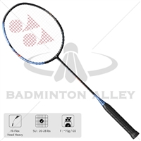 Yonex Astrox Smash (AXSM) F5 Black Ice Blue Badminton Racket