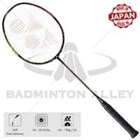 Yonex Duora 10LT (Duo10LT-4UG5) Pink Yellow Badminton Racket