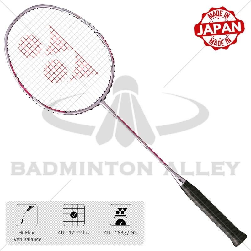 Victor Hypernano X 80L (Lightweight All Round) Badminton Racquet ... | 600x600