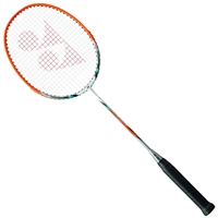 Yonex Nanoray 5 (NR5) White Orange Badminton Racket