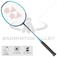 Yonex NanoFlare Junior (NFJR) Blue Green 4UG7 Badminton Racket