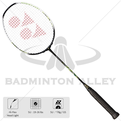 Yonex NanoFlare 170 Light (NF170LT) Lime 5UG5 Badminton Racket