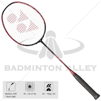 Yonex NanoFlare 270 Speed (NF270) Red 4UG5 Badminton Racket