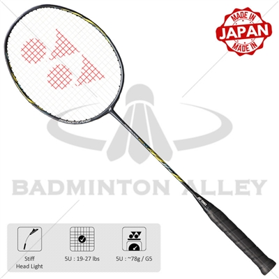 Yonex NanoFlare 800 LITE (NF800LT) Black Ice Blue Badminton Racket