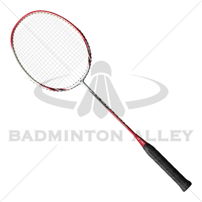 Yonex NanoRay Excel (NR-EXCEL) Silver Red Badminton Racket