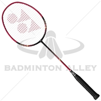 Yonex NanoRay 10F (NR10F-4UG5) Black Red Badminton Racket
