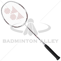 Yonex NanoRay 70DX (NR70DX) 4UG4 White Silver Badminton Racket