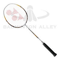 Yonex NanoRay 80 (NR80) 4U White Orange Badminton Racket