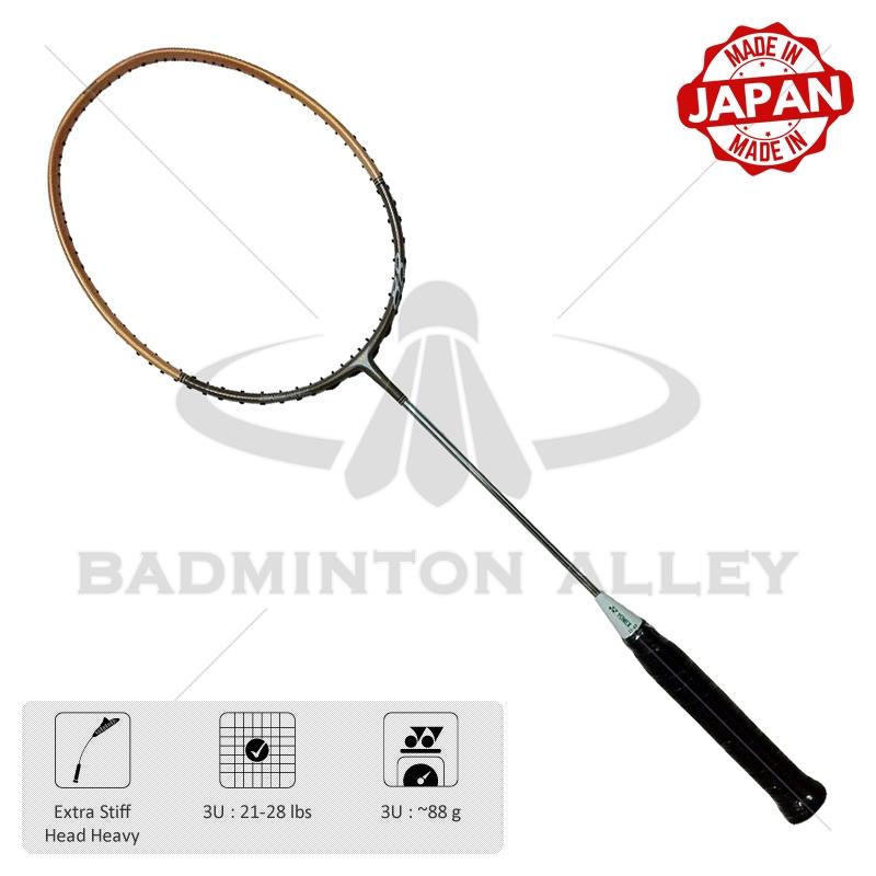 Yonex Voltric 100 Taufik Hidayat 3U-G4 Badminton Racquet