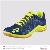 Yonex Power Cushion Aerus 2 MX Navy Blue Men Badminton Shoes