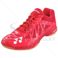 Yonex Power Cushion Aerus 2 MX Red Men Badminton Shoes