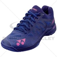Yonex Power Cushion Aerus 3 LX Navy Blue Women Badminton Shoes