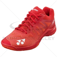 Yonex Power Cushion Aerus 3 MX Red Men Badminton Shoes
