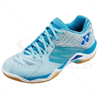 Yonex Comfort-Z Ladies Pale Blue Badminton Shoes