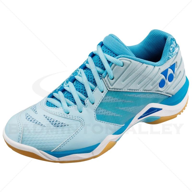 22d1fca997e0 Yonex Comfort-Z Ladies Pale Blue Badminton Shoes