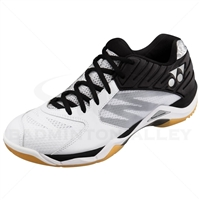 Yonex Comfort-Z Men White Badminton Shoes
