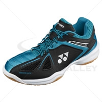 Yonex Power Cushion SHB-35EX Black Blue Badminton Shoes