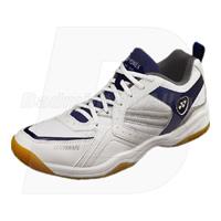 6ef7644d2348 Yonex SHB-42EX White Blue Badminton Shoes