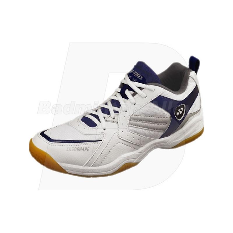 4c1e13799d69dc Yonex SHB-42EX White Blue Badminton Shoes Larger Photo