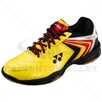 Yonex Power Cushion SHB-47EX Yellow Badminton Shoes