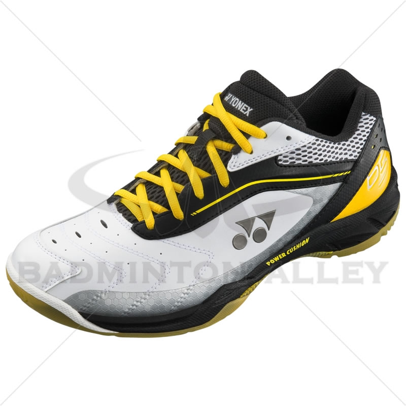 Yonex SHB-65EX Black Yellow Badminton Shoes Larger Photo 86e9bc05e071e