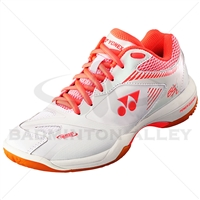 Yonex SHB-65X-2L White Women Badminton Shoes
