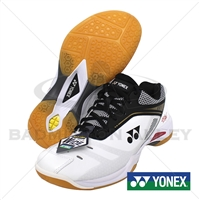 Yonex SHB-65XW Wide White Gold Badminton Shoes