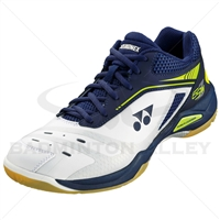 Yonex SHB-65Z WEX Wide Dark Navy Badminton Shoes