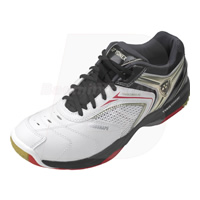 Yonex SHB-85EX White/Gold/Black Badminton Shoes
