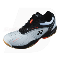 7d3de52a39bb75 Yonex SHB-86EX Black Orange Professional Badminton Shoes