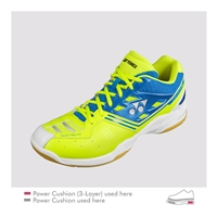 Yonex Power Cushion SHB-F1 Neo Limited (SHBF1NLTD) 2013 Shine Yellow Badminton Shoes