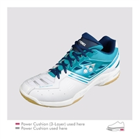 Yonex Power Cushion SHB-F1 Neo MX (SHBF1NMX) 2013 Emerald Women Badminton Shoes