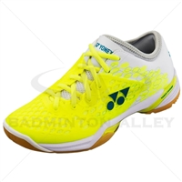 Yonex SHB-PC-03 Z LX Yellow Ladies Badminton Shoes