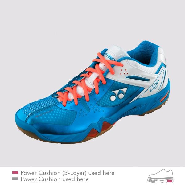 Yonex SHB-PC-02 MX Blue Men Badminton Shoes
